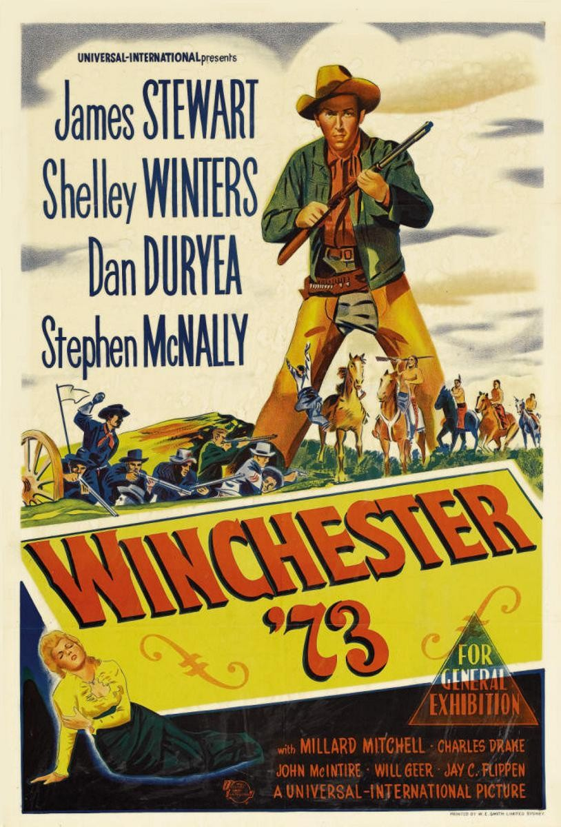 The 73 Best African Beautiful Images On Pinterest: Dan Duryea Central: Winchester '73 (1950